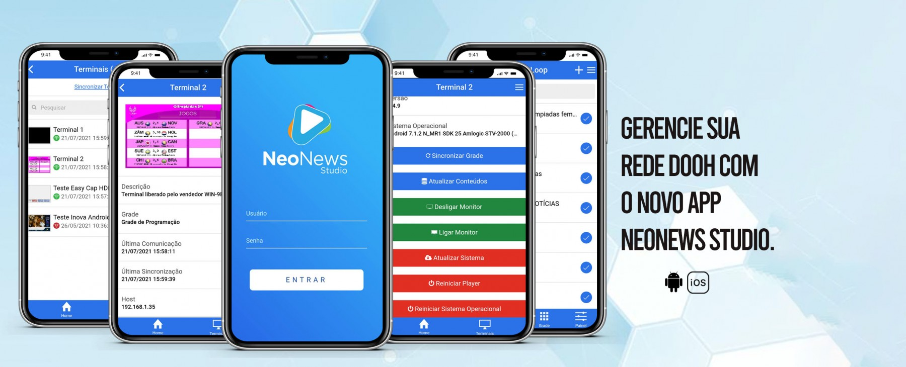 NeoNews Mobile