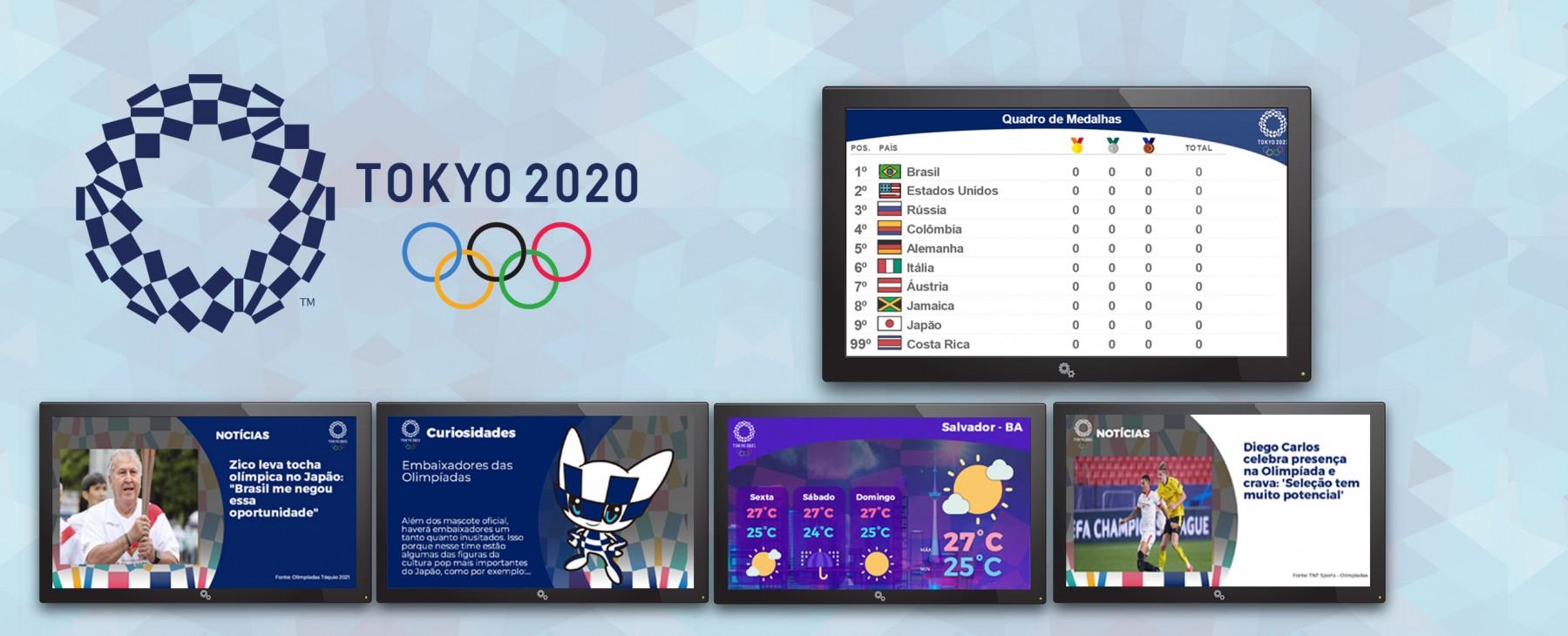 Olimpíadas Tokio 2020